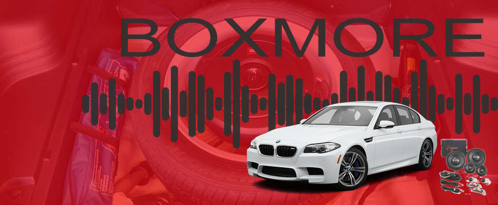 GLADEN BMW AUDIO UPGRADE